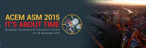 ACEM ASM 2015